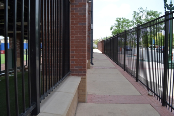 southwest-university-park-bullpen-walkway-sidewalk