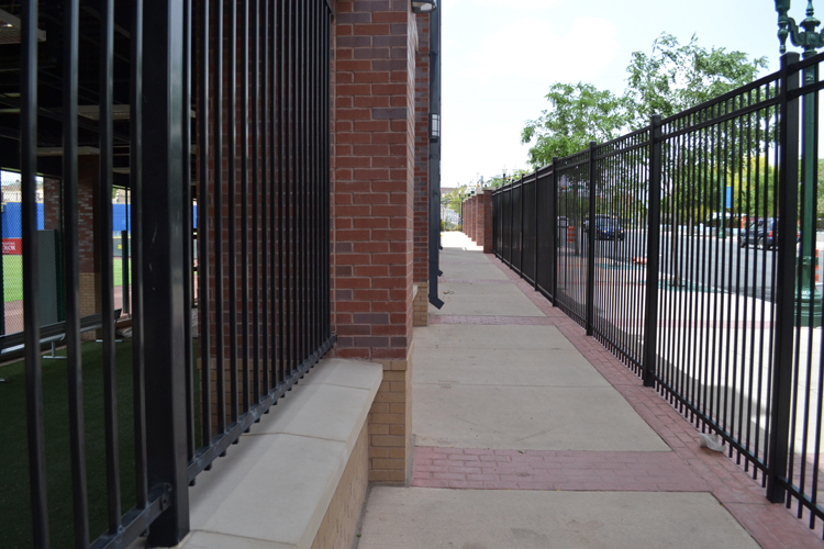 southwest-university-park-bullpen-walkway-sidewalk