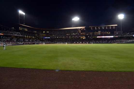 southwest-university-park-field-level-night