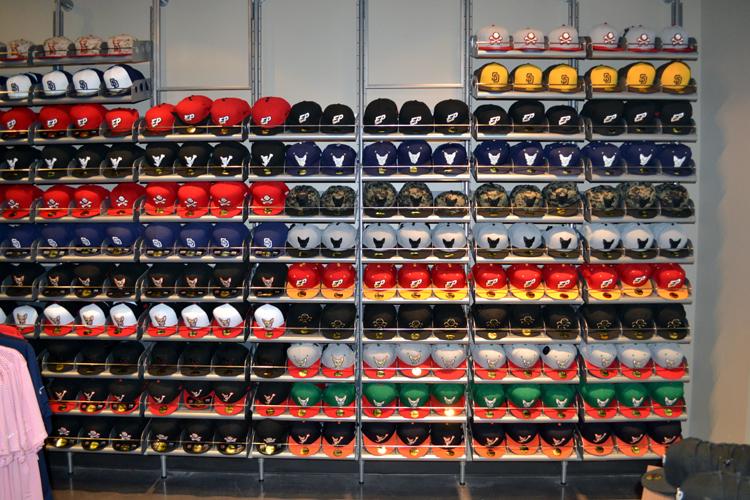 southwest-university-park-hat-wall