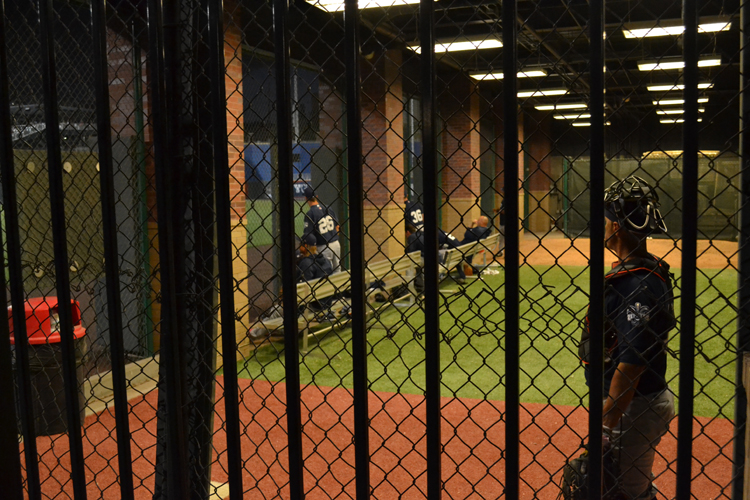 southwest-university-park-visitors-bullpen-night