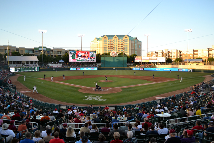 dr-pepper-ballpark-home-plate-view-day