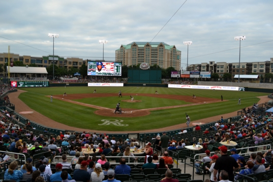 dr-pepper-ballpark-home-plate-view-game