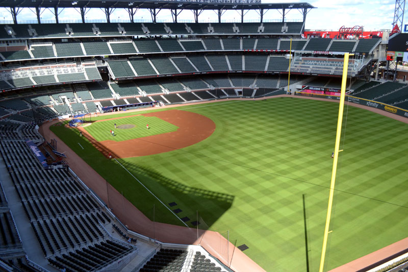 Atlanta Braves The Ballpark Guide